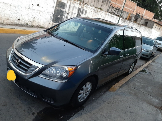 Honda Odyssey 3.5 Exl Minivan Cd Qc At 2010