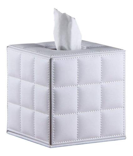 Imagen 1 de 2 de Xudrez - Funda Para Caja De Pañuelos Cuadrada, Dispensador D