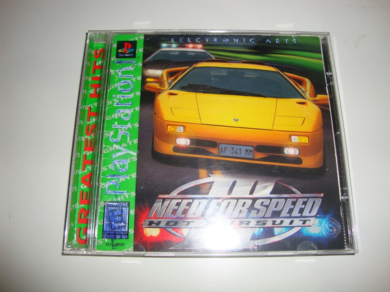 Need For Speed 3 Original Americano Para Playstation