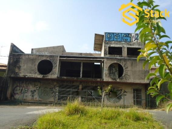 Imóvel Comercial Inacabado Em Ótimo Ponto Do Bairro De Jundiaí Mirim (na Marginal Da Rodovia Constâncio Cintra Que Liga Jundiaí A Itatiba - 1977