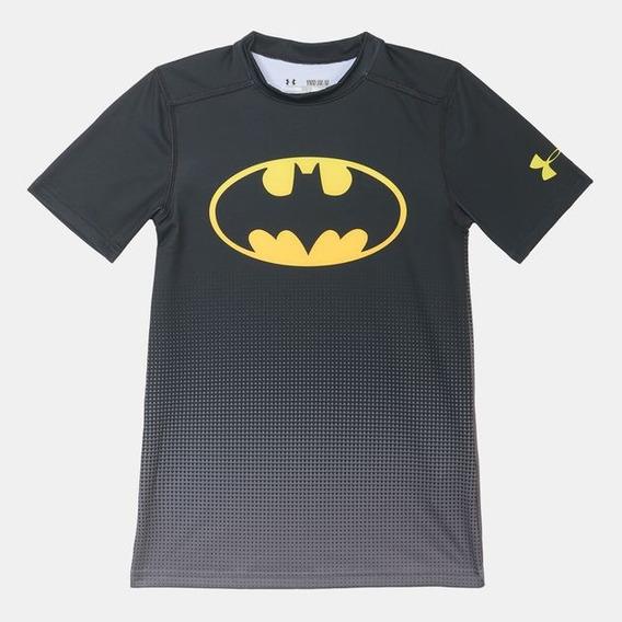 Playera Batman Under Armour Niños