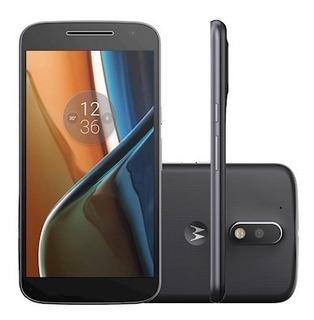 Smartphone Motorola Xt1626 Moto G4 4g Dual Chip 16gb | Novo