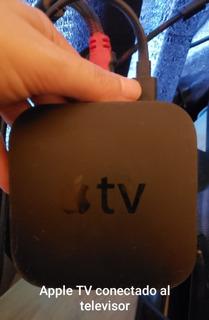 Apple Tv 4ta Gen 32 Gb Modelo A1625. Con Caja + Calcos