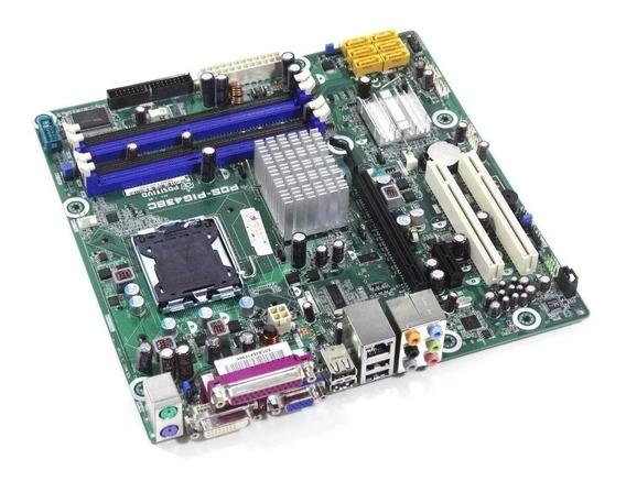 Placa Mãe Mod Pos Pig43bc Intel 775 Core 2 Pentium