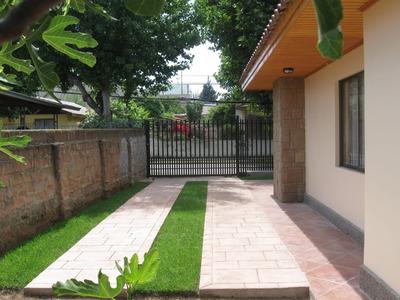 Casa 100% Remodelada Centro Villa Alemana. Apto Comercial