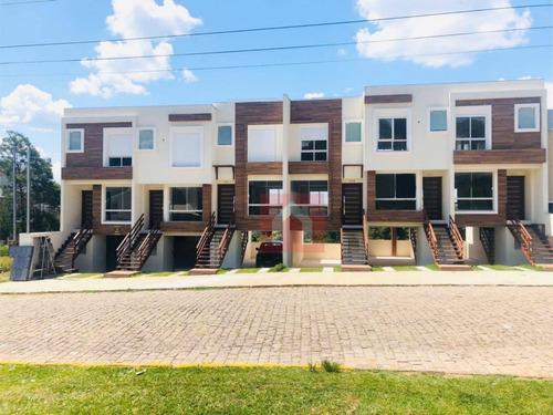 Sobrado Com 3 Dormitórios À Venda, 90 M² Por R$ 350.000,00 - Nossa Senhora Da Saúde - Caxias Do Sul/rs - So0121