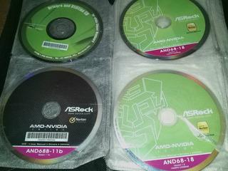 Drivers Originales Para Mother Asrock N68 S Usado en Mercado