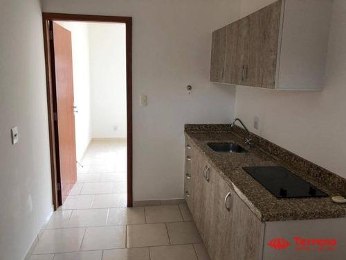 Apartamento Com 1 Dormitório Para Alugar, 40 M² Por R$ 700,00/mês - Velha - Blumenau/sc - Ap0337