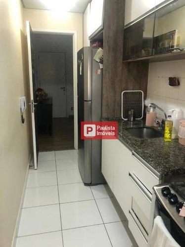 Apartamento Com 3 Dormitórios À Venda, 72 M²- Interlagos - São Paulo/sp - Ap32369
