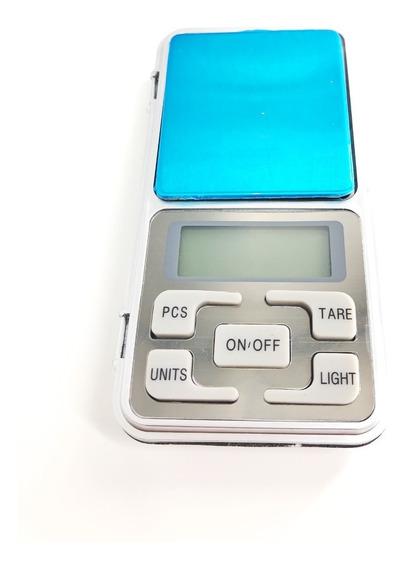 Mini Balança Digital De Bolso Alta Precisão Pocket Scale