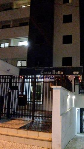 Apartamento Com 3 Dormitórios À Venda, 87 M² Por R$ 629.900 - Taquaral - Campinas/sp - Ap4738