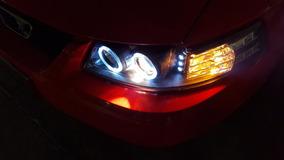 Ford Mustang 2004 Rojo Deportivo