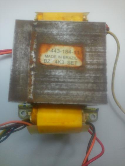 Transformador De Rede Receiver Sony Str-k760p Testado