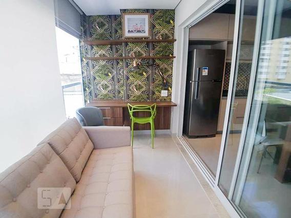 Apartamento Para Aluguel - Consolação, 1 Quarto, 35 - 893074828