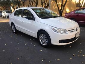 Volkswagen Gol 1.6 Sport 5vel 2009 Blanco