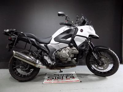 Honda Crosstourer1200 Automatica Blanca 2015
