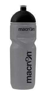 Botella Profesional 800cm3- Deportiva- Gris- Marca Macron