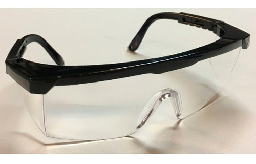 Imagen 1 de 6 de Gafas Anteojos Antiparra Lentes Seguridad Panoramico P/movil