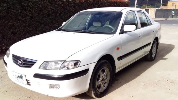 Mazda 626 Nuevo Milenio Mt 2.000cc 2002