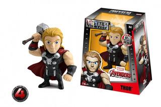 Avengers Marvel 11cm Figuras Metals Die Cast Edu