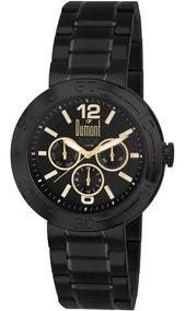 Relógio Masculino Dumont Du6p29abj/s4c, C/ Garantia E Nf
