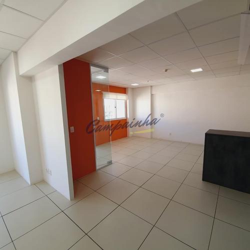 Sala Para Aluguel Em Cambuí - Sa001733