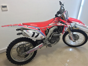 Honda Crf 250 11hs Amateur Legal Embrague Automatico Rekluse
