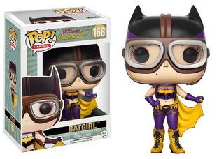 Funko Pop Batgirl 168 Dc Comics Bombshells Nuevo
