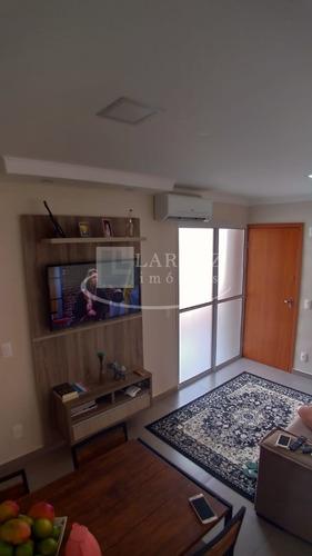 Impecavel Apartamento Para Venda No Jardim Marchesi, Inteiro Reformado, 2 Dormitorios, Lazer No Condomínio E Portaria 24h - Ap01378 - 33916355