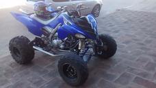 Vendo Cuatriciclo Yamaha Raptor 700 2008 4000km Impecable