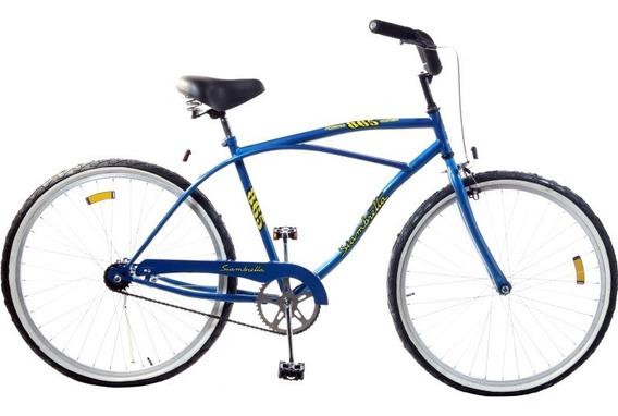 Bicicleta Playera Siambretta Rodado 26