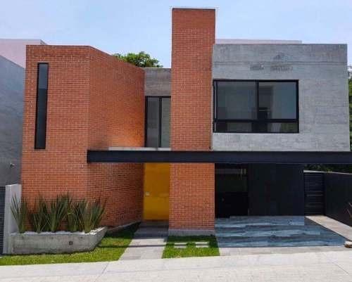 Casa Sola En Lomas Del Mirador / Cuernavaca - Roq-277-cs610wa