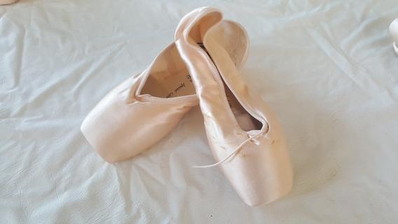 Zapatillas De Punta Cecilia Kercher Special Line Ballet