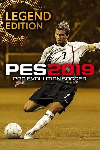 Pro Evolution Soccer 2019 Legend Edition Europa Ps4 Cd Key