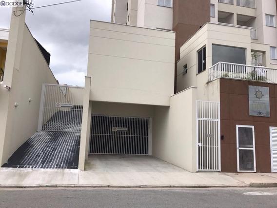 Apartamento A Venda No Bairro Vila Camilópolis Em Santo - 483-1