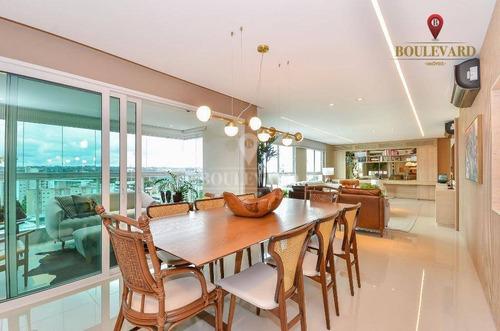 Imagem 1 de 30 de Apartamento Mondrian Residence, Com 3 Suítes, À Venda Por R$ 2.690.000 - Alto Da Glória - Curitiba/pr - Ap0353