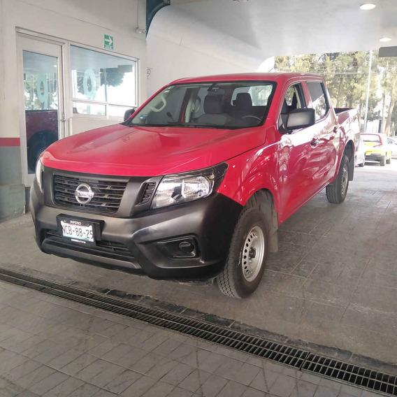 Nissan Np300 2018 4 Pts. Doble Cabina S Tm Ac Paq. Seg.