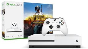 Xbox One S 1tb 4k Battleground, Novo Lacrado