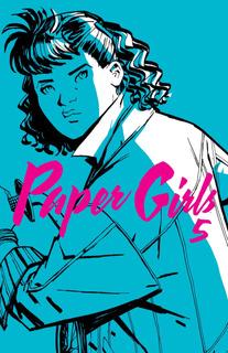 Paper Girls Nº 05 De Brian K.vaughan Comics