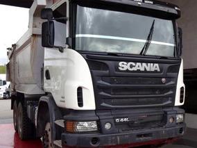 Scania G 440 6x4 - Automático - 6x4 - 2014 - No Chassi