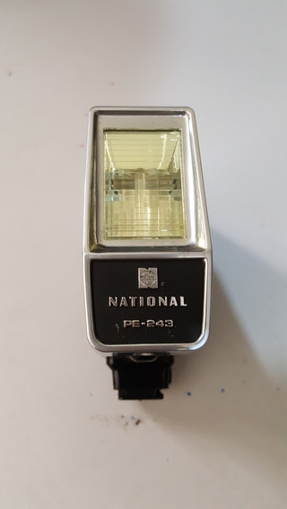 National Eletrônic Flash Pe-243
