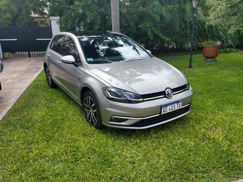 Volkswagen Golf Highline 2018 Caja Automática Dsg Techo