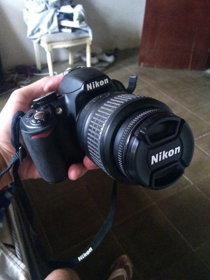 Câmera Fotográfica Nikon D3100