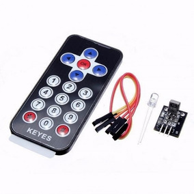 3 Kits Ir, Controle, Cabos Arduino Pic