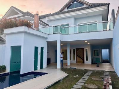 Casa Em Recreio Dos Bandeirantes, Rio De Janeiro/rj De 300m² 5 Quartos À Venda Por R$ 1.650.000,00 - Ca242392
