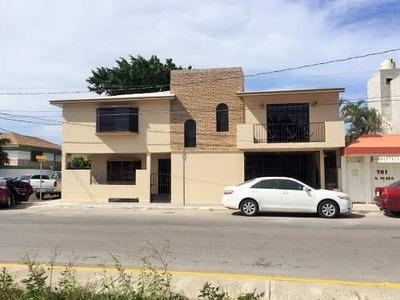 Casa En Renta Col. Los Mangos, Cd. Madero, Tam.