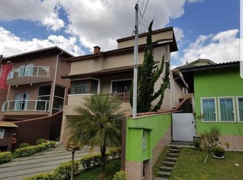 Sobrado Com 4 Dormitórios À Venda, 300 M² Por R$ 980.000,00 - Parque Nova Jandira - Jandira/sp - So0026