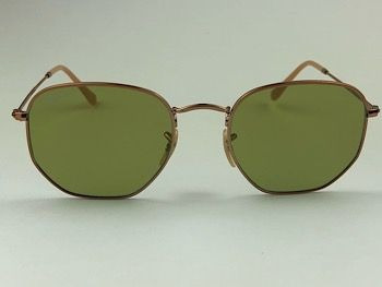 Ray Ban Rb3548-n - Cobre - 9131/4c - 54/21 - Óculos De Sol