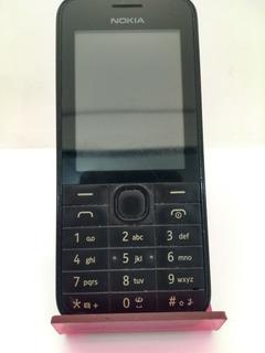 Lote 2 Nokia 208 Rádio Fm Semi-novo Desbloqueado