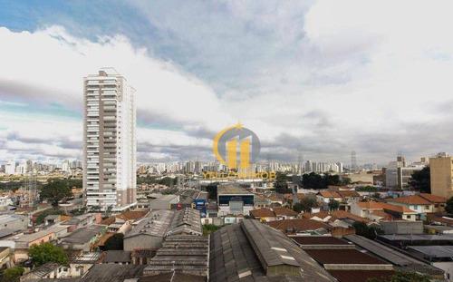 Imagem 1 de 30 de Apartamento Ao Lado Da Estação De Metro Vila Prudente - Ap0642